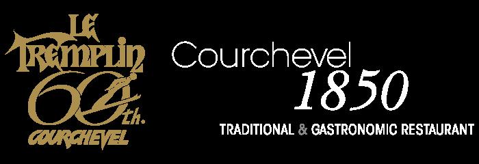 Logo les 60 ans du Tremplin à Courchevel